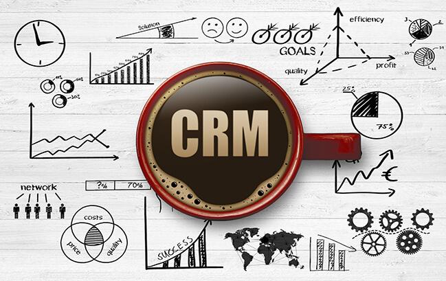 phần mềm crm online
