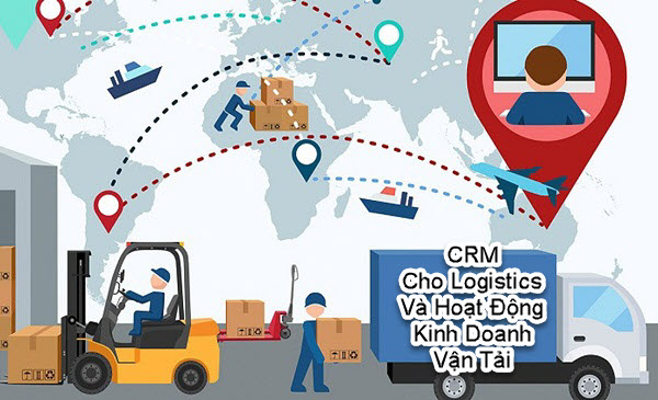 crm for logistics