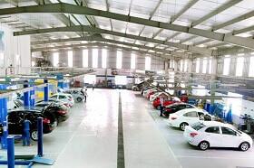 phần mềm quản lý gara ô tô