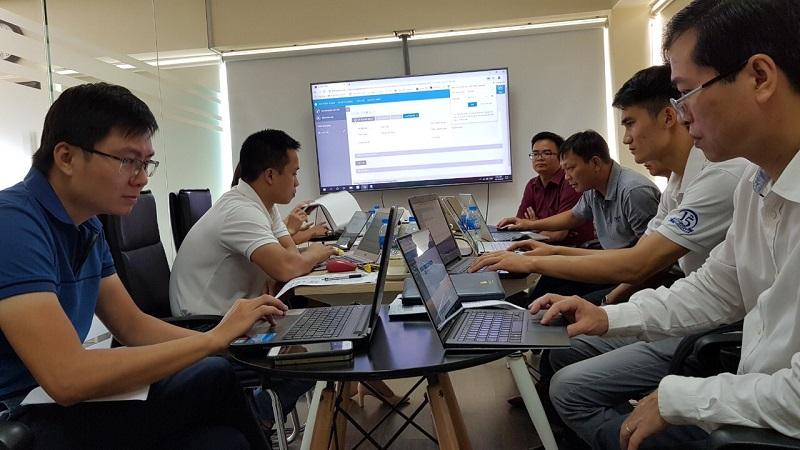 training crm co bộ phận kinh doanh tại Hà Nội