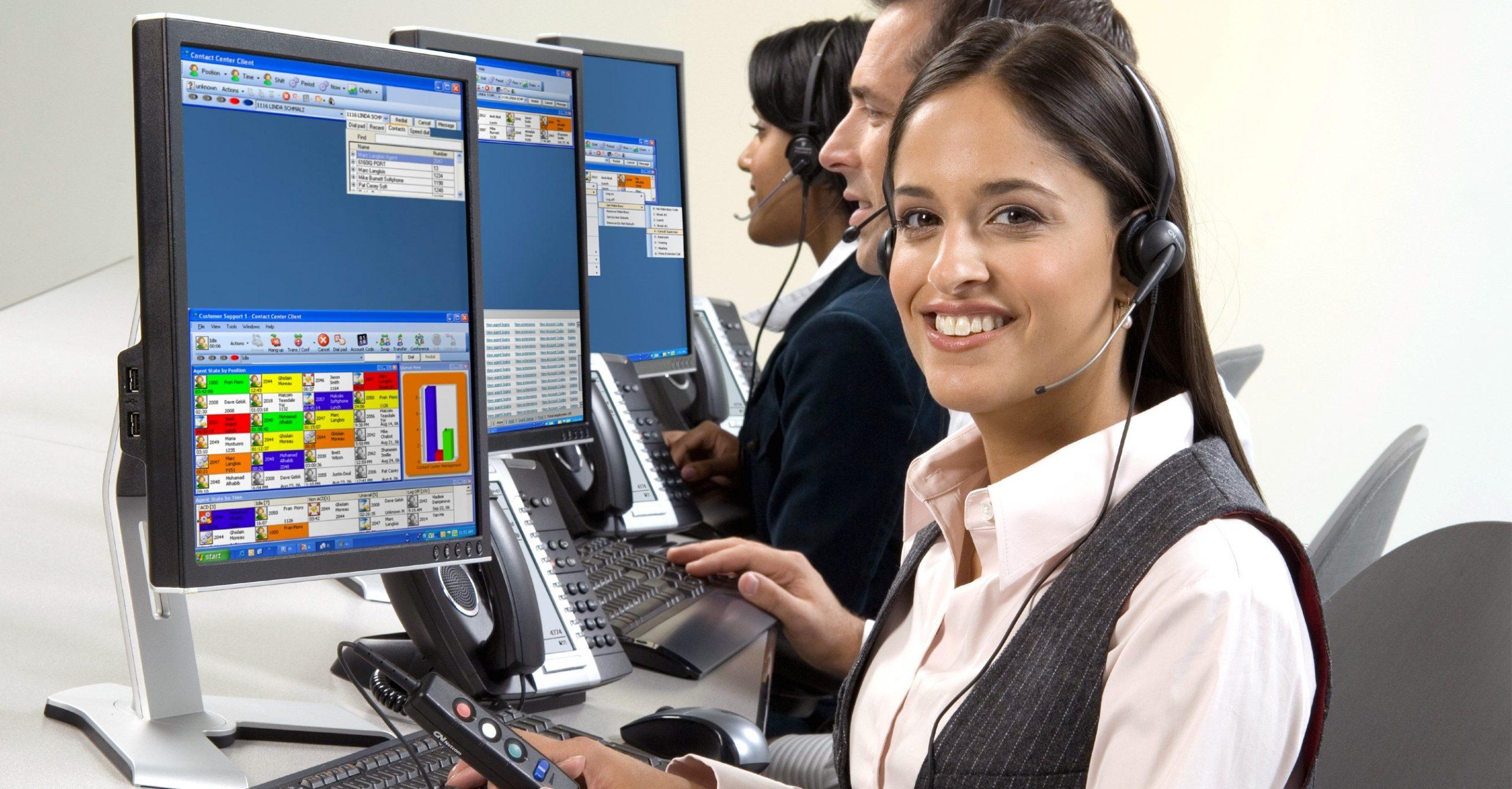 Xây Dựng Hệ Thống Contact Center