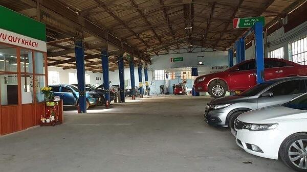 Triển khai giải pháp phần mềm quản lý gara ô tô cho auto Thái Sơn
