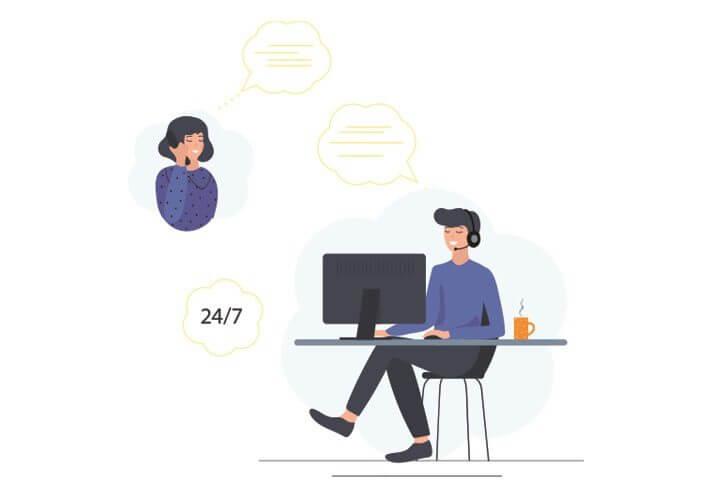 Vì sao nên dùng dịch vụ cho thuê tổng đài call center và crm