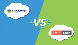 SugarCRM so với SuiteCRM