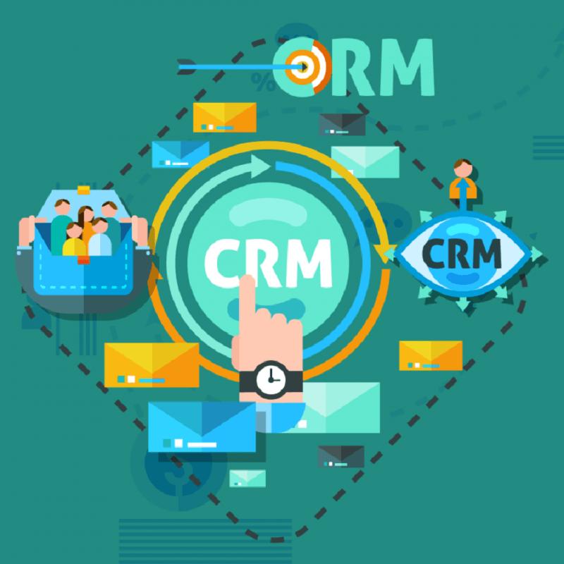lợi ích khi tích hợp CRM vào tổng đài