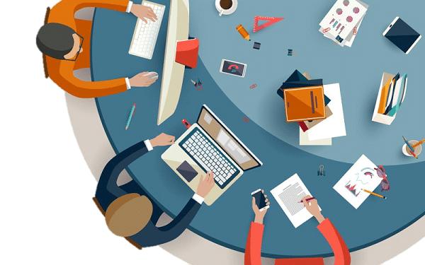 Thiết lập hướng dẫn sử dụng trong nội bộ công ty