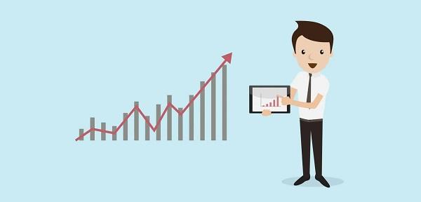 CRM cho bạn doanh thu lớn