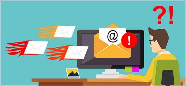 CRM cho phép bạn quản lý Email hiệu quả