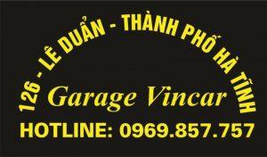 Triển khai phần mềm quản lý garage Vincar