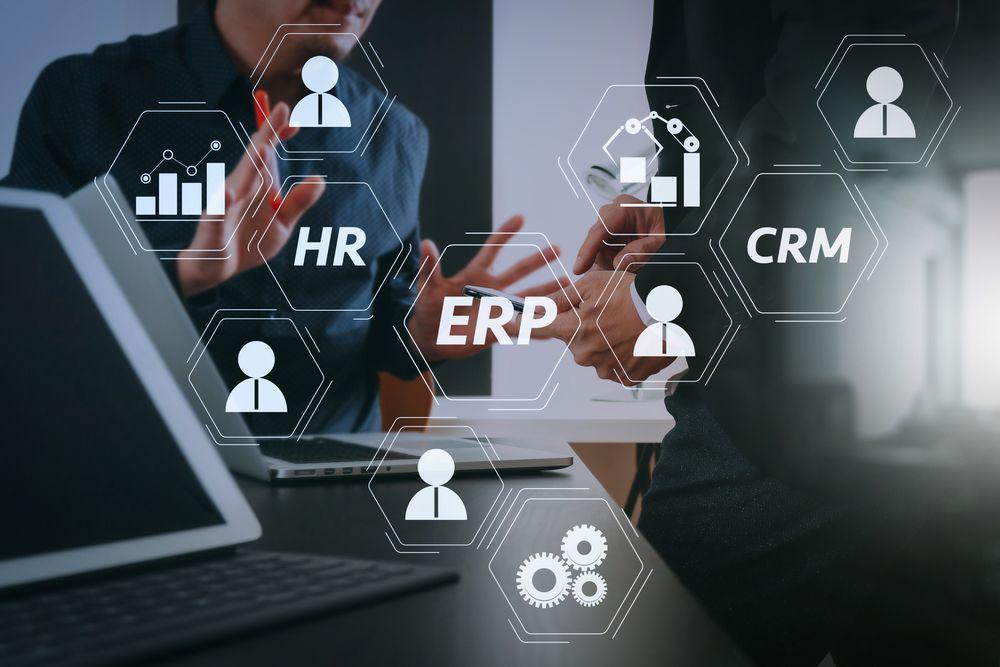 Tích hợp với hệ thống ERP